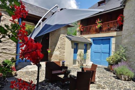 Chalet de montagne ski, rando, cure - Bourisp
