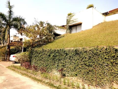 Villa with garden  in Vedic Village, Kolkata