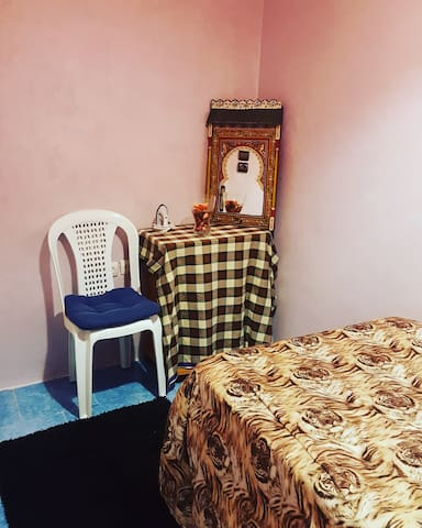 'Marhaba' Private room in the city center Rabat