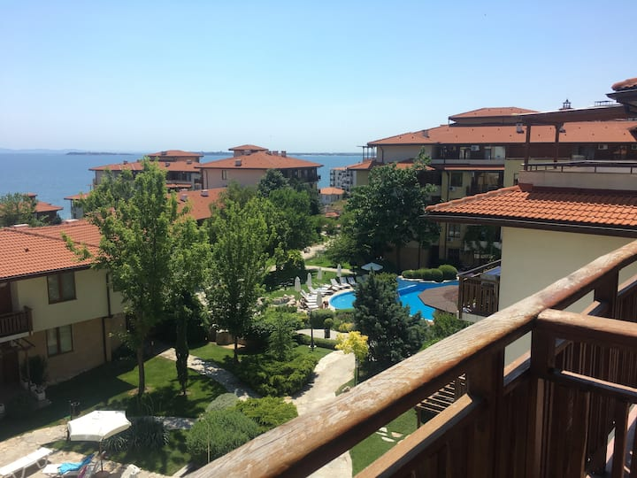 Prego M Apartment Garden of Eden Sveti Vlas