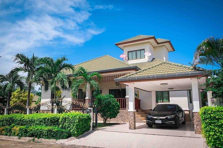 Viva house Huahin Pool Villa