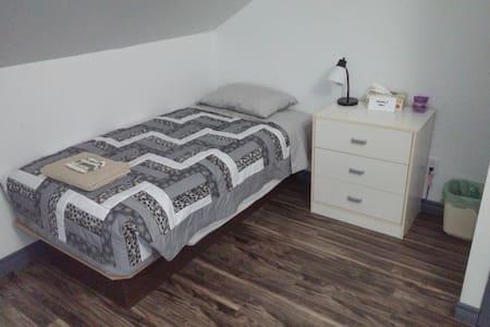 Chambre 4 chez Marquis - Baie-Comeau