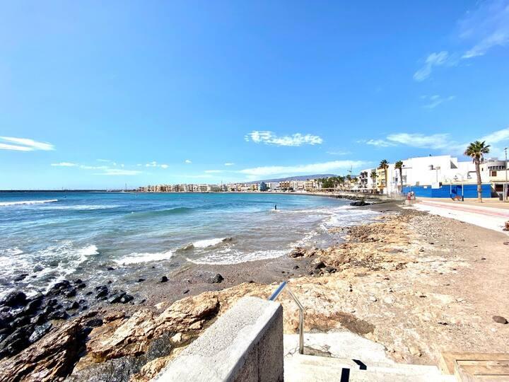 Estudio 2 en Playa Arinaga interior, sin cocina