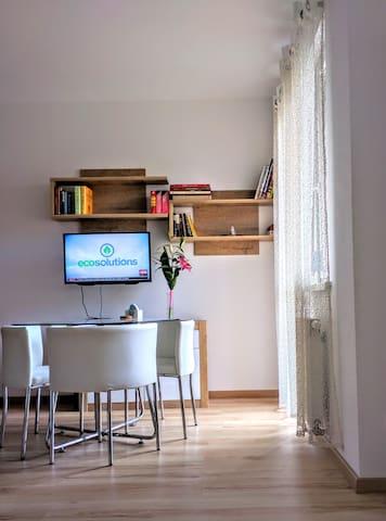 Stylish apartment at the Danube