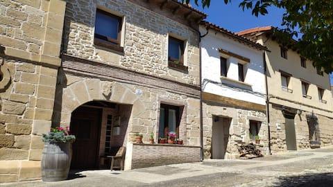 África Alma house. Taste of Rioja