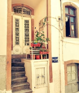 a warm and quiet place in historical city centre - Konak - Wohnung