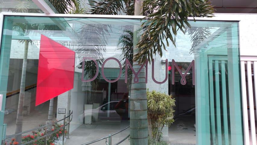 Apartamento Mobiliado de 1 Quarto em Campos -RJ