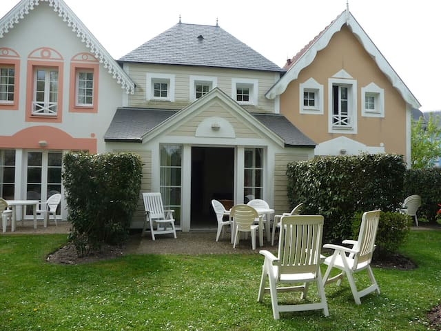 Maison 6p 2 chambres, Belle Dune - Fort-Mahon-Plage - House