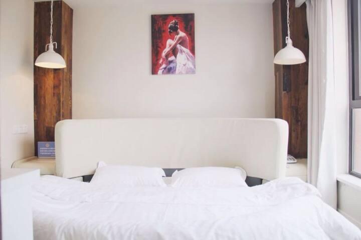 (留下小和山)听书声琅琅,观自然美景,交青年才子 - 杭州 - Appartamento