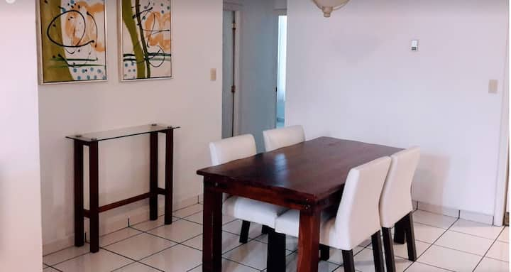 Beautiful 3 bdr Apartment in San Benito!