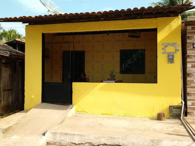 Casa da tia Eulina