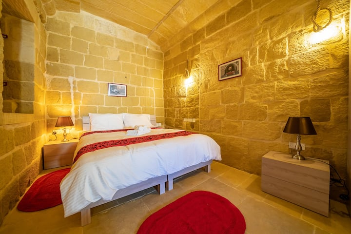 Ta Pinu BnB - Matador Red Double Room