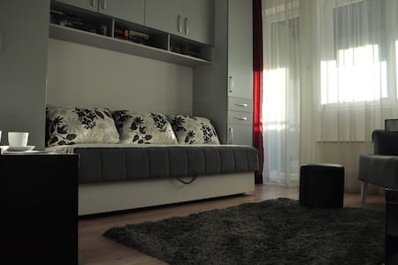 Cosy modern studio apartment
