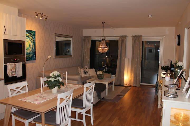 Beautiful apartment in Sandnes - Sandnes - Apartment