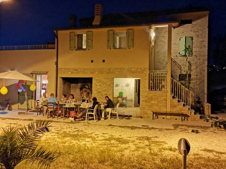 casa rustica Sant'Anna
