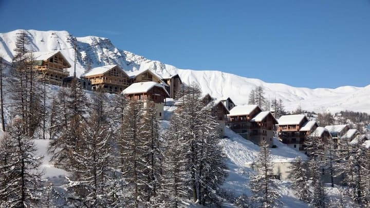 6 beds Prestige in luxury residence Feet of the slopes