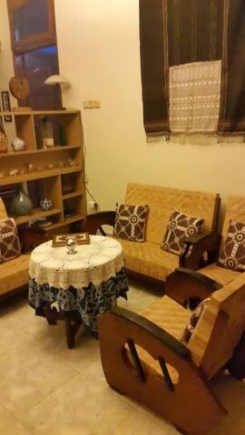 Homey, helpful host and friendly - Beji - Casa