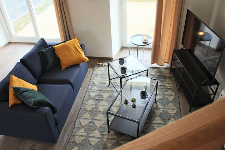 TEYO-Maison meublée 4 pers - Proche Roissy (60117)