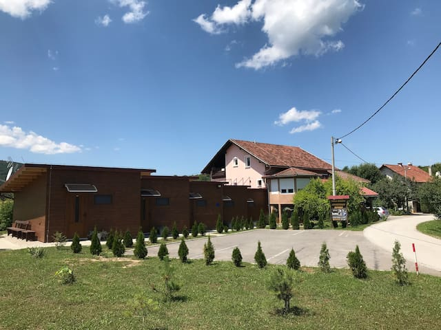 Villa Rubcic rooms ˛&  pansion