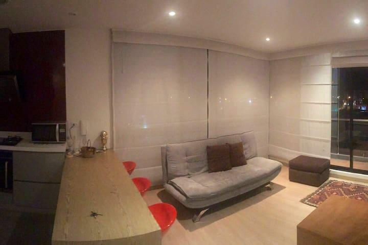 Apartamento ideal - zona tranquila