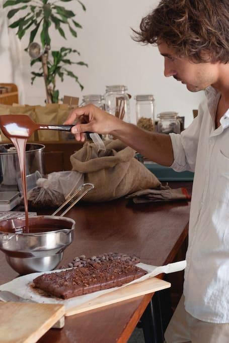 """Chocolate Artesanal"""