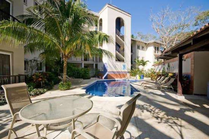 3 bedroom Condo! Close to the Beach Playa Potrero