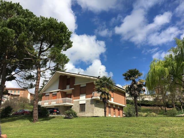Casa nel Verde - Vignale Monferrato - House