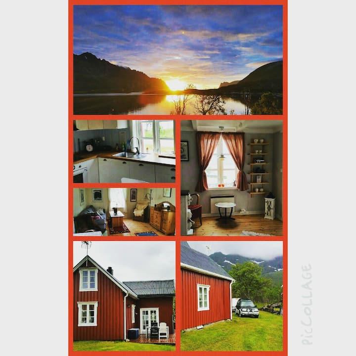 Rabben Feriested - idyll in the heart of Lofoten