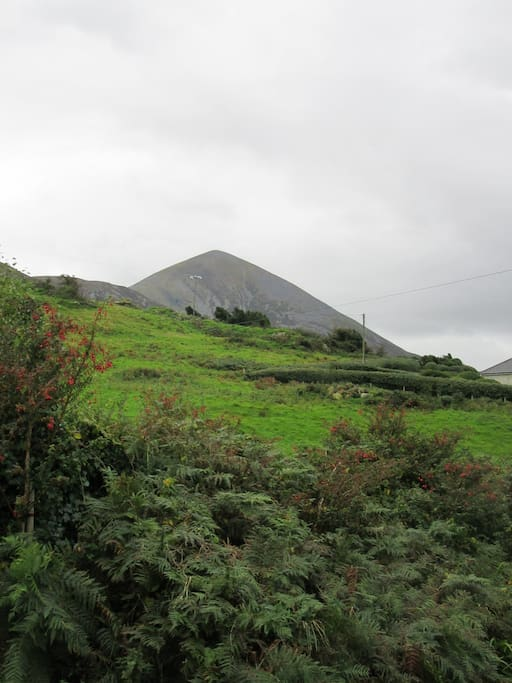 Close to the Holy Mountain Croagh Patrick