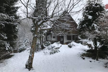 Domek nad jeziorem - Kaszuby - Brodnica Górna - Talo