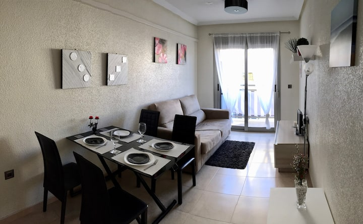 Bright and comfortable apartment in Torrevieja