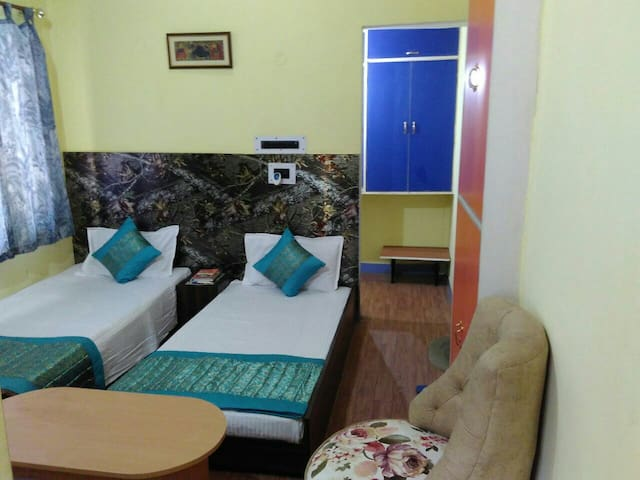 Holiday Home (A/c Room)