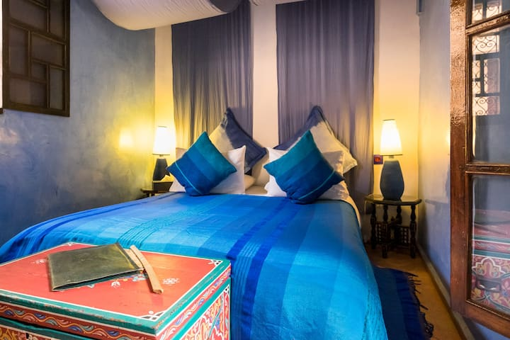 The Repose riad Chefchaouen Suite - Rabat - Bed & Breakfast
