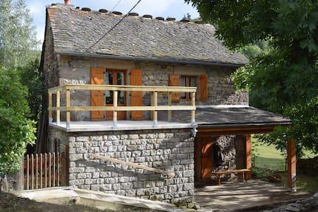 Maison entre Cévennes et Margeride - Allenc - 独立屋