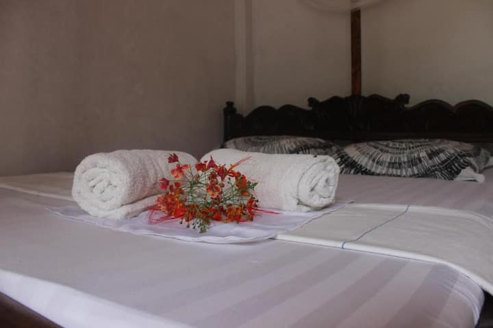 Villa Paje Lounge cool self contained double rooms