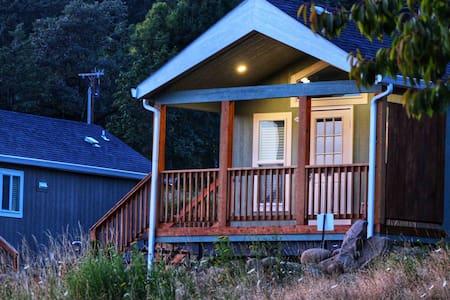 Red Bluff Cabin