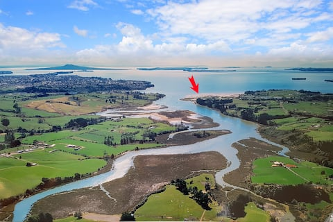 Rural Waterfront, Whitford, Auckland