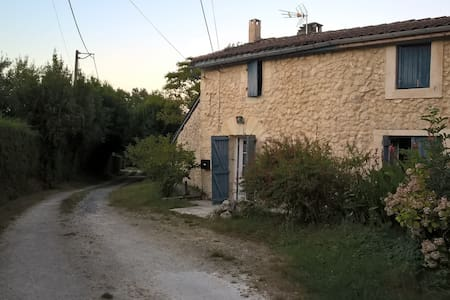 Nicely renovated wine-grower house - Fargues-Saint-Hilaire