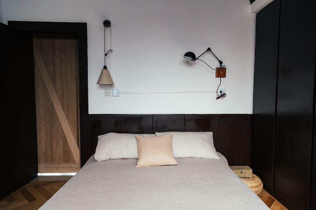 独立房间(private room)