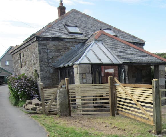 Cornish Cottage by SW Coastal path - Saint Just - Ev