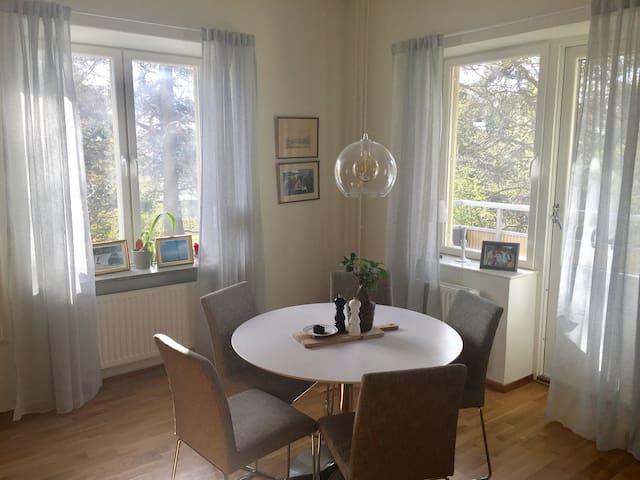 Apartment for 4 ppl in central Stockholm