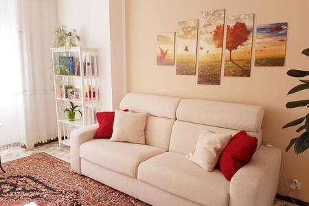 Raia's apartment