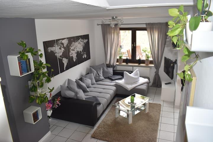 FeWo Weber große helle Wohnung