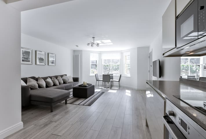 Amazing 1BR Flat by River/Hammersmith (5 mins) - London - Apartment