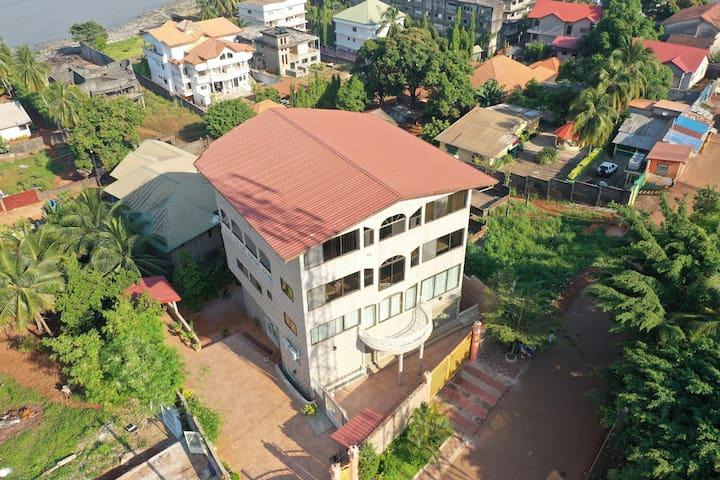Résidence Kasaï -Conakry- Maison d'hôtes de luxe !