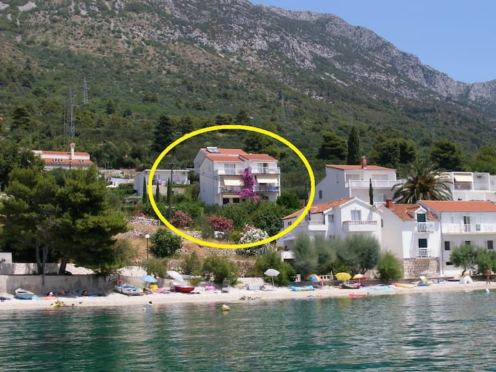 Apartment Kate A1(2+2) Brist, Riviera Makarska