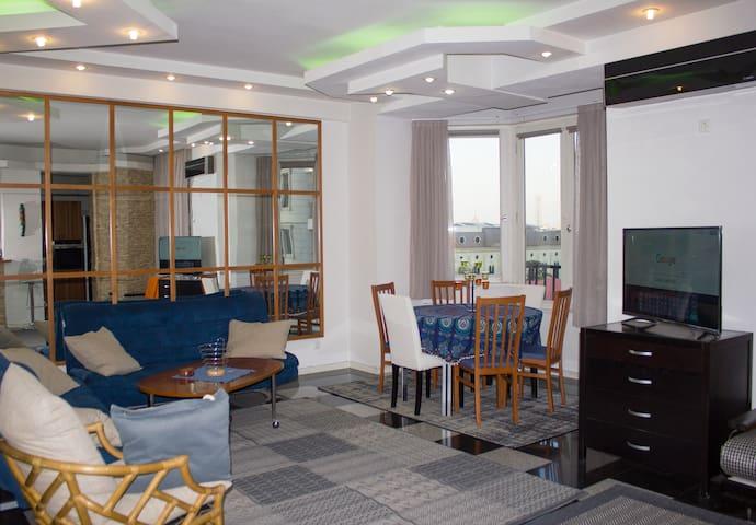 Tbilisi Center Private Apartment