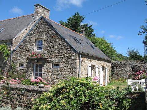 Little house on a farm