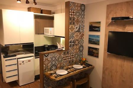 Lindo apartamento na Praia da Costa