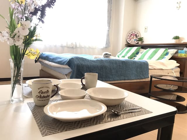 A great room in ASAKUSA For 2ppl.#AS165 - Taitō-ku - Apartment